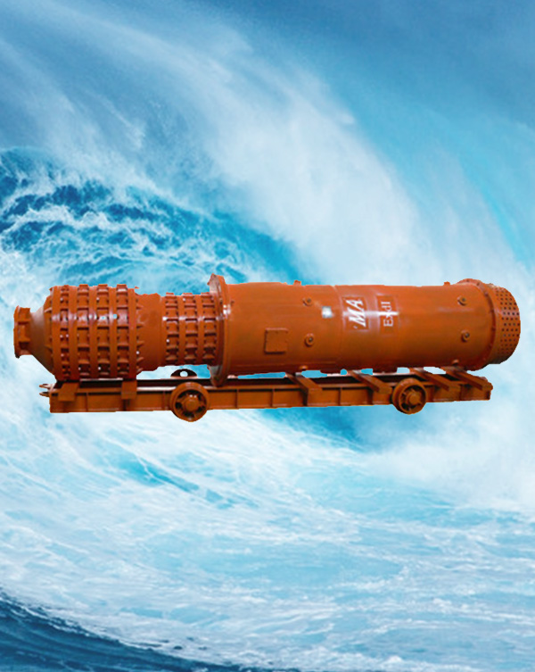 ZQ矿用增安型潜水电泵