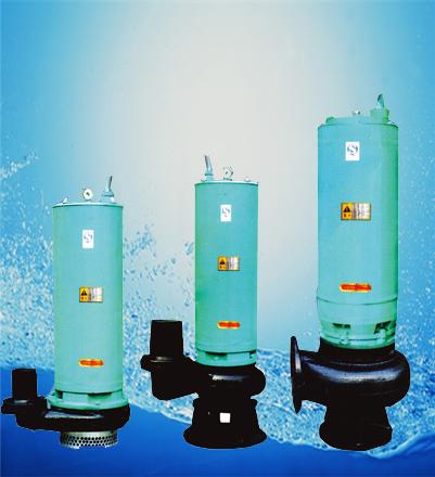 WQ系列污水污物潜水电泵