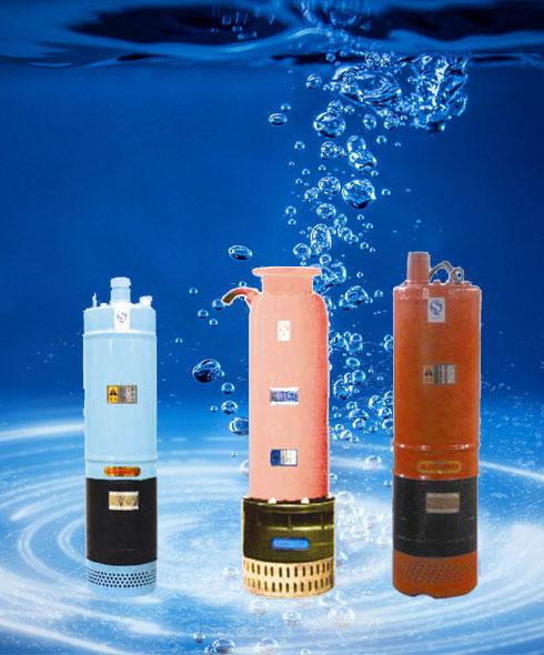 WQX系列工程污水电泵